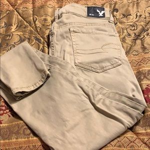 AEO Sateen jegging